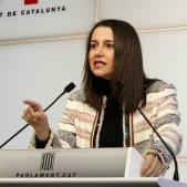 Arrimadas insults Torra as Ciudadanos' incendiary pre-campaign continues