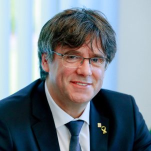 "Puigdemont: ""The 'hand of the Kremlin' interfering in Catalonia is fake news"""
