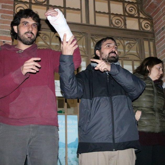"'Telepolis': ""Spanish repression in Catalonia hits again"""