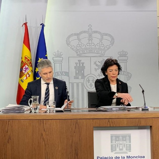 "Spanish government on idea from Extremadura: ""It would be an usurpation of power"""