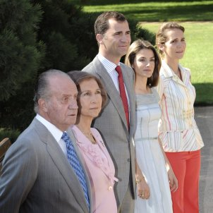 'The New York Times': Spanish monarchy's future questioned in Mallorca too