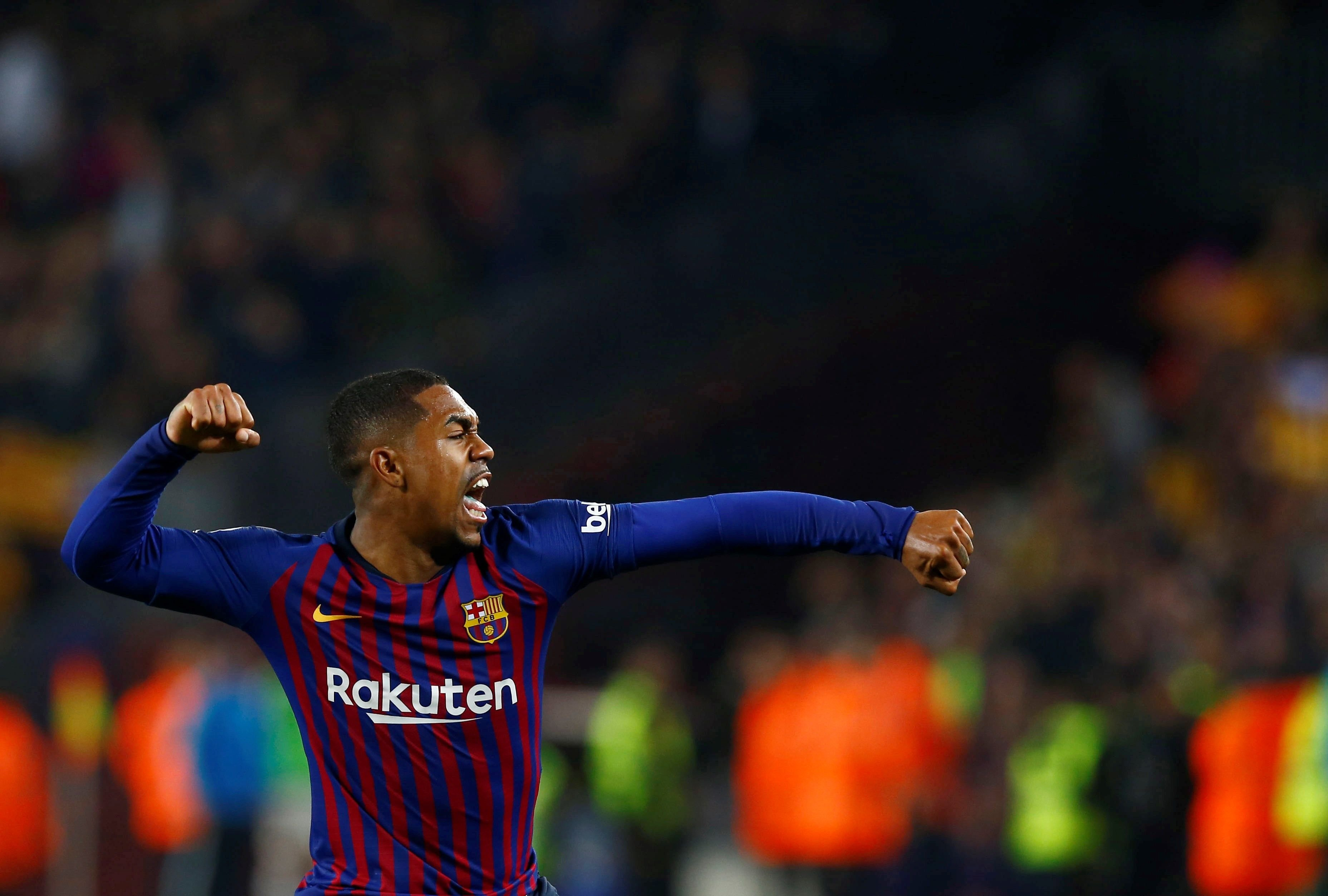 Malcom set to leave Barça this summer after just a year