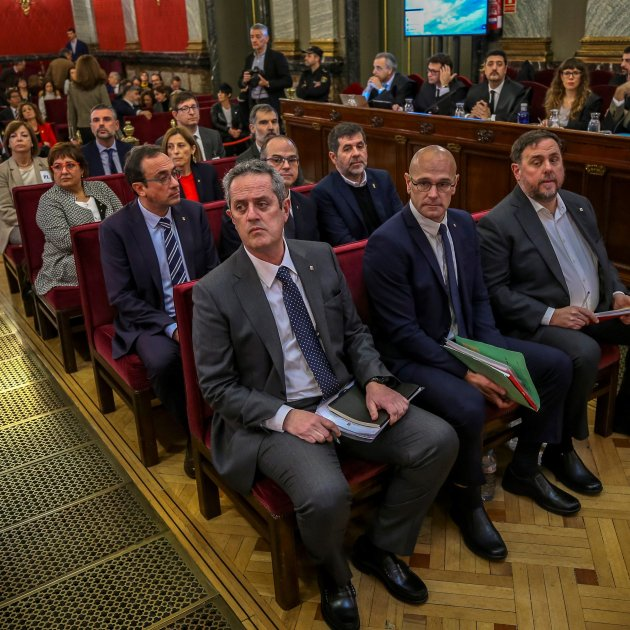 Catalan trial verdict: 9 leaders to serve total of 100 years in jail for sedition