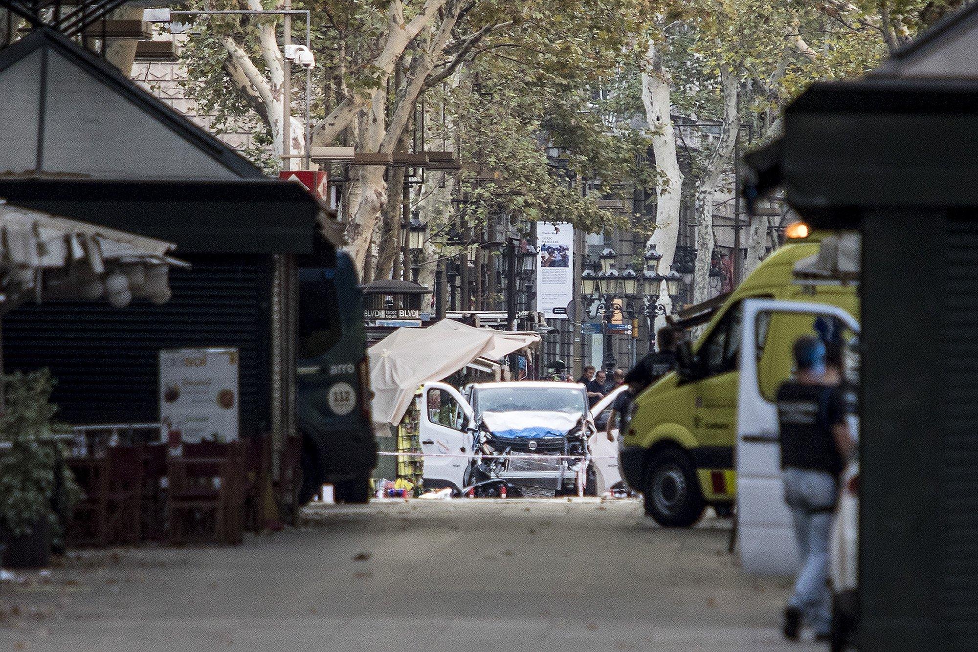 Barcelona terror attack leader was an informer for Spanish intelligence till the end