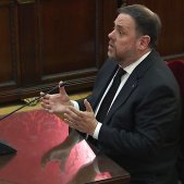 """Oriol Junqueras, no regrets in Catalan independence trial: """"We'll continue trying"""""""