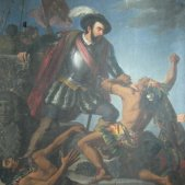 Spain honours Hernán Cortés to anger of Native Americans
