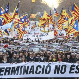 500 coaches bound for Madrid for Saturday's Catalan independence march