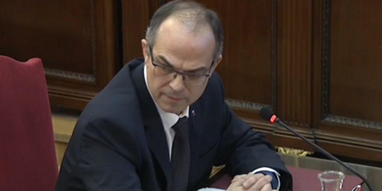 Judici Procés Jordi Turull Captura