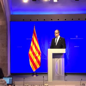 Catalan government suspends its public agenda during this Thursday's strike