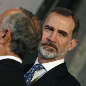 """King Felipe VI: """"Without respect for the law, democracy doesn't exist"""""""