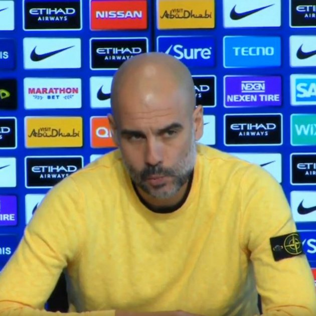 """Pep Guardiola on Catalan independence leaders: """"They've accused them of crimes they didn't commit"""""""