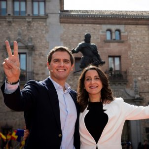 "Arrimadas confirms her jump to Madrid to ""bring liberty to Catalonia"""