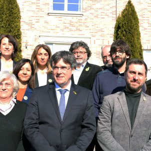 "Catalan exile body to present a strategic proposal ""to culminate independence"""
