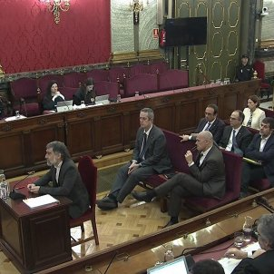 Cuixart and Forcadell deal prosecutors a knock-out blow