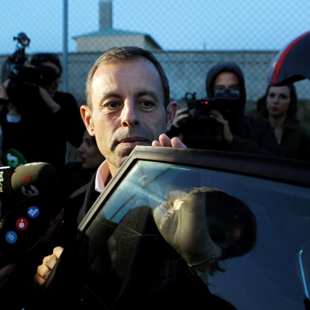 Ex-Barça president Sandro Rosell speaks after two years of jail and silence