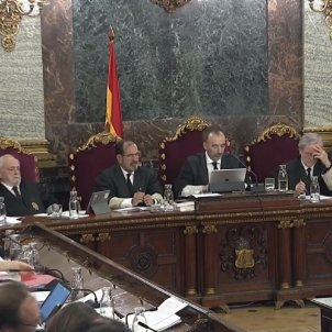 Catalan independence trial: the court clerk's dramatic version of the 20th September protest