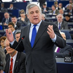 European Parliament vice-presidents call on Tajani to explain Catalan MEPs-elect decision