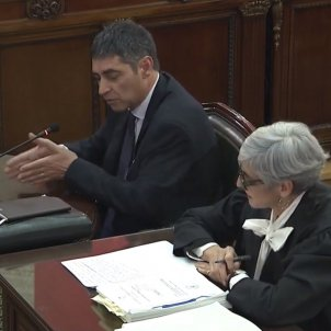 Police chief Trapero blows a hole in Spain's Supreme Court proceedings