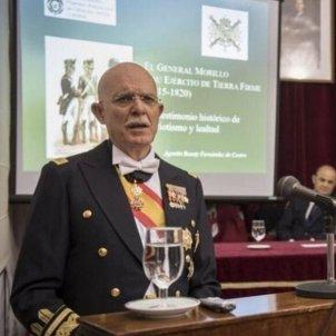 Vox general threatens Gibraltar's chief minister