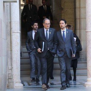 Torra responds to latest Electoral Commission deadline