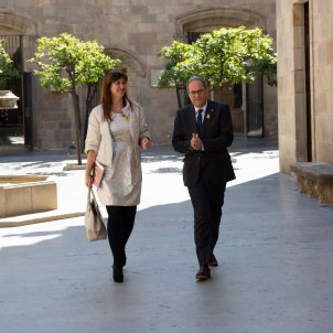 Torra punishes PDeCAT and sacks Buch in 11th-hour Catalan government reshuffle