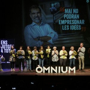 "Jordi Cuixart: ""Spanish fascism is using us to roll back rights and freedoms"""
