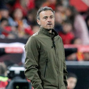 Luis Enrique leaves role as Spanish men's football coach