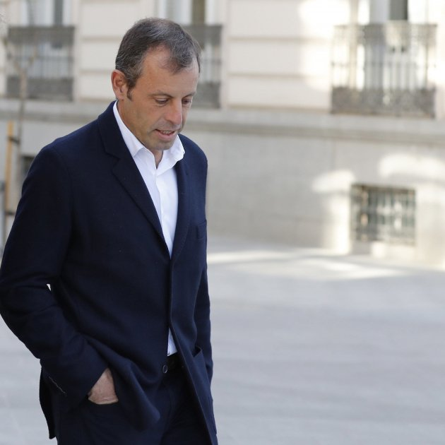 Former Barça president Sandro Rosell acquitted after 21 months in prison without bail