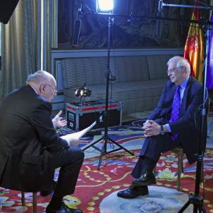 German TV highlights interview moments that angered Spanish foreign minister Borrell