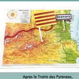 "France3 TV blows the fog from the French-Spanish ""natural border"" idea"