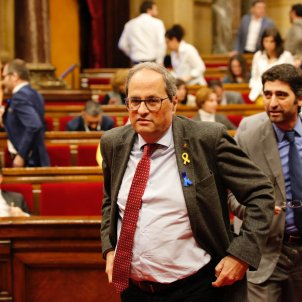 Catalan Parliament to Torra: immediate election or confidence motion