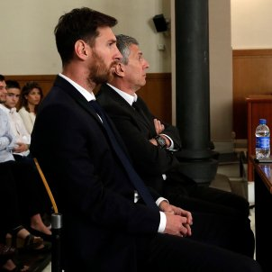 Key moment in Barça drama ahead when Messi's father arrives to negotiate