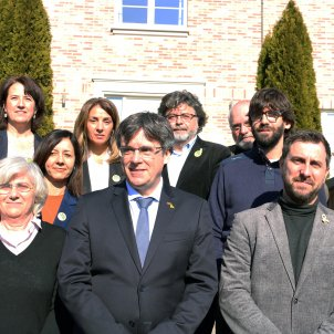 Spanish body blocks Puigdemont, Ponsatí and Comín from standing in EU elections
