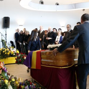 Emotional farewell to Neus Català, last Catalan survivor of Nazi concentration camps