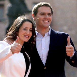 "Ciudadanos proposes ""immediate"" suspension of Catalan self-government"
