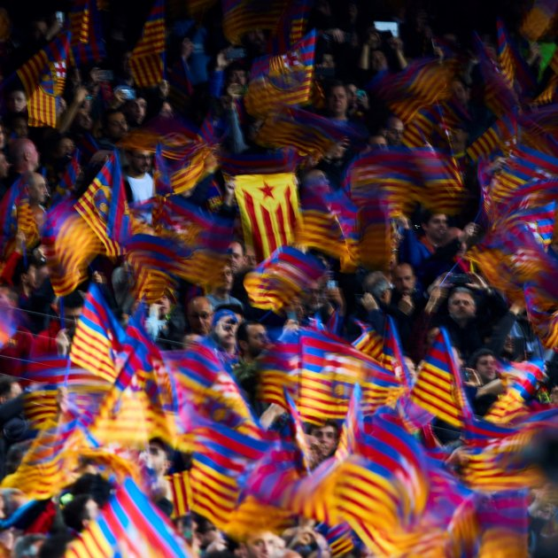 Barça's reaction in support of convicted pro-independence Catalan leaders
