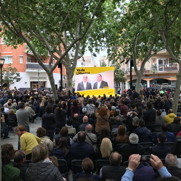 "Junqueras and Romeva from prison: ""We're not renouncing anything"""