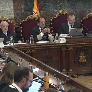 Spain's Supreme Court says it doesn't need Congress's permission to continue with Catalan trial