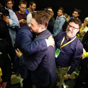 ERC triumphs at a Spanish general election in Catalonia for the first time