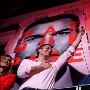 Spain's PSOE wins election, and can now partner with either left or right