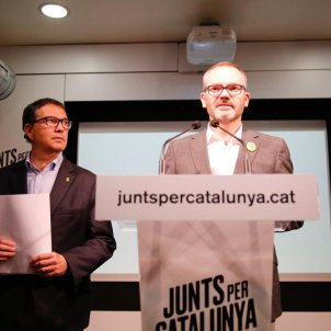 "JxCat: ""The Electoral Commission gave us 78 minutes to respond, or be disenfranchised"""
