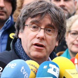 Puigdemont applies again to travel to Quebec after first attempt blocked