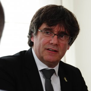"Puigdemont: ""They've tried to block us in a very botched way"""
