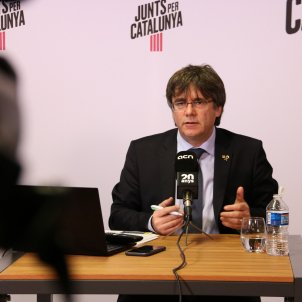 Puigdemont would renounce claim to Catalan presidency to become an MEP