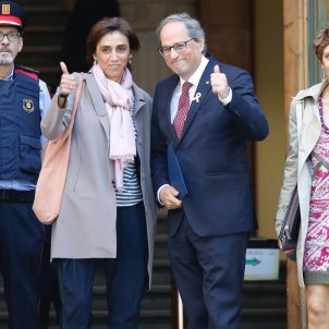 The day that Catalan president Quim Torra goes on trial