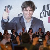 Survey: Puigdemont to win European election in Barcelona