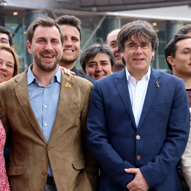Spain's Electoral Commission declares Puigdemont and Junqueras' MEP seats vacant
