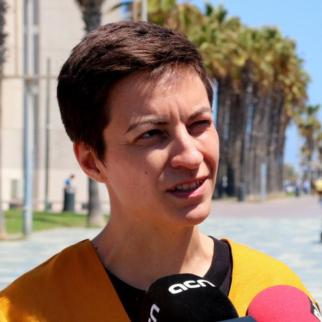 Leader of European Greens defends prisoners' political rights, argues for dialogue over Catalonia