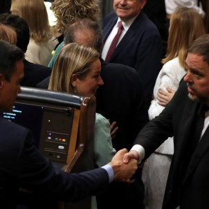 New legislature starts in Spain's Congress with political prisoners as deputies