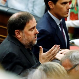 Spain's Electoral Commission denies Junqueras' appeal to stand in general election